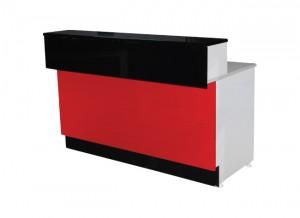 Electro mbh | Comptoir de réception CASCADE avec 2 tiroirs