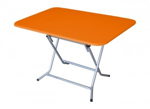 Electro mbh | table pliante rectangulaire