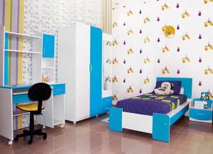 Electro mbh | Chambre à coucher enfant nour junior